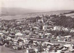 Suisse        H426        Porrentruy ( Vue Aérienne Et Gare ) - JU Jura