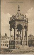 Trinity College Fountain, Cambridge (002421) - Cambridge