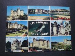 CPM REGIONS - LES CHATEAUX DE LA LOIRE - Centre-Val De Loire