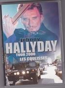 JOHNNY HALLYDAY LIVE TOUR 2000 LES COULISSES DVD - Concert En Muziek