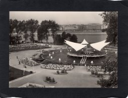 74490   Germania,   Bundesgartenschau Koln 1957,  Sternwellenzeit Uber  Dem  Tanzbrunnen,  NV(scritta) - Koeln
