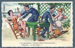 CP - A L'ABORDAGE ! - Humor