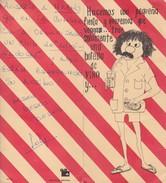 HACEMOS UNA FIESTA Y QUEREMOS QUE VENTAS... CARD HUMOR. AMERICA SMILES. CIRCA 1978 -BLEUP - Humour