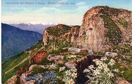 Vicenza - Cime Storiche Altopiano Di Asiago  - Monte Cencio M. 1351 - - Vicenza
