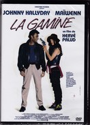 JOHNNY HALLYDAY FILM LA GAMINE 1992 DVD NEUF - Concert En Muziek