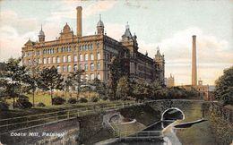 Ecosse Scotland - Paisley - Coats' Mill - Usine Coats - Renfrewshire