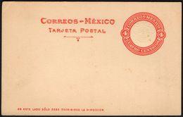 ARCHEOLOGY - MEXICO - AZTEC CALENDAR - TARJETA POSTAL - MINT POSTAL STATIONERY - Archeologia