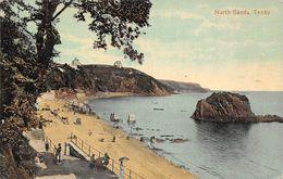 Pays De Galles - Wales - Tenby - North Sands - Plage Nord - Pays De Galles