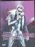 JOHNNY HALLYDAY LIVE PARC DES PRINCES 2003 - 2 DVD - Concert En Muziek