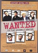 JOHNNY HALLYDAY FILM WANTED 2003- 2DVD - Concert & Music