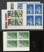 1374/1380  **  Culturelle    Tirage 370 Ex  Dinosaure Meteo Bibliotheque Cosmos Astronomie - Belgium