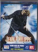 JOHNNY HALLYDAY FILM JEAN PHILIPPE 2006- 2DVD NEUF - Concert En Muziek