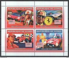 H256 2006 REPUBLIQUE DE GUINEE CARS FERRARI CINEMA FORMULA 1 1KB MNH - Cars