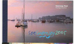 GUERNSEY 2005  - PSB - Sea Guernsey (Facial Value) -  (SEE NOTES B4 Bidding) - Guernsey