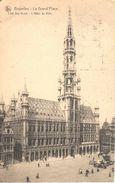 Bruxelles - CPA - Bruxelles - La Grand'Place - Bossen, Parken, Tuinen