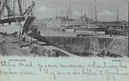 Ecosse Scotland - Dundee - Victoria Dock - Quai Victoria 1900 - Angus