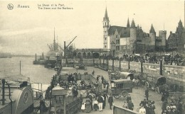 Antwerpen Anvers - Le Steen Et Le Port - The Steen And The Harbour - Nels - Antwerpen