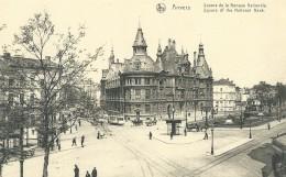 Antwerpen Anvers - Square De La Banque Nationale - Square Of The National Bank - Antwerpen