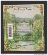 FRANCE / 2012 / Y&T N° 4663/4664 ** En Bloc Ou F4663 ** : BF Jardins De France (Saint-Cloud) - Gomme D'origine Intacte - Mint/Hinged
