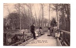 D004 -Jarcy ( S1O ) - Passerelle Attenant Au Jardin De Jarcy - M.Mulard édit. à Yerres - N°155 - - Francia