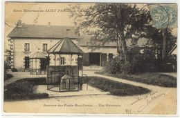 SAINT PARIZE LE CHATEL  - Source Des Fonds Boullants, Vue Générale  -  Ed. --, N° -- - Francia
