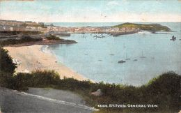 Angleterre - Cornwall - St Ives - General View - Vue Principale Générale - St.Ives