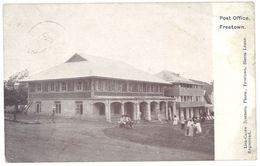 Cpa Sierra Leone - Freetown - Post Office - Sierra Leone