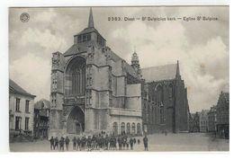 2383. Diest - St Sulpicius Kerk - Diest