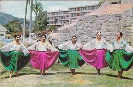 QUITO, EL MAGNIFICO CONJUNTO FOLKLORICO ÑUCANCHI LLACTA DE LA CIUDAD DE IBARRA. AG SENEFELDER GQUIL CIRCA 1970 -BLEUP - Ecuador
