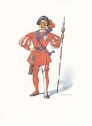 Glarus, Standesläufer /messager Postal - Poste & Facteurs
