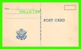 CARTE MAXIMUM - HANDI SERVICE MEN'S CARD, CHICAGO - - Maximumkarten (MC)