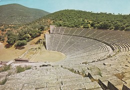 GREECE. EPIDAURUS THEATER. EDITIONS HANNIBAL. CIRCA 1978 -BLEUP - Griekenland