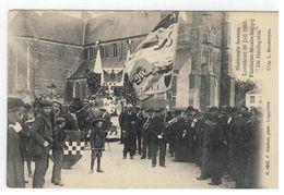 "Loenhout: Nationale Feesten 30 Juli 1905.Fanfaren-Maatschappij ""de Heidegalm"" - Wuustwezel"