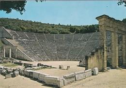 GREECE. EPIDAURUS THEATER. EDITIONS HANNIBAL. CIRCA 1977 -BLEUP - Griekenland