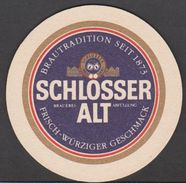 Brauerei Schlösser Düsseldorf ( Bd 205 ) - Bierdeckel