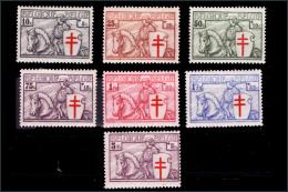 Belgium 0394/400*   Antituberculeux   Chevalier MLH - Belgium