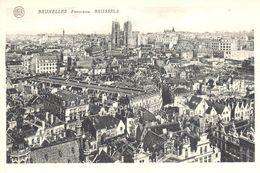 Bruxelles - CPA - Panorama - Panoramische Zichten, Meerdere Zichten