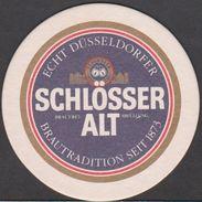 Brauerei Schlösser Düsseldorf ( Bd 207 ) - Bierdeckel