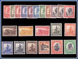 Ruanda 0126/47* Palmiers - Ruanda-Urundi