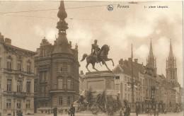 Antwerpen Anvers - La Place Léopold - Nels Serie Anvers N° 8 - Antwerpen