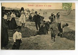 C 34  -  Ostende  -  Les Plaisirs De La Plage - Oostende