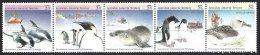 ATT Yv  79/83 ** / * Yv 82 Petite éraflure Sur La Gomme Coin Haut Gauche. Conservation Environnement - Territoire Antarctique Australien (AAT)