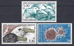 TAAF Yv 115/17 **  Faune Antarctique - Terres Australes Et Antarctiques Françaises (TAAF)