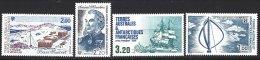 TAAF Yv 127 à 130  ** 4 Valeurs Sujets Divers - Terres Australes Et Antarctiques Françaises (TAAF)