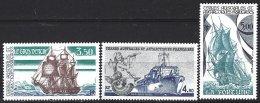 TAAF Yv 135/37  ** Navires De Liaison - Franse Zuidelijke En Antarctische Gebieden (TAAF)
