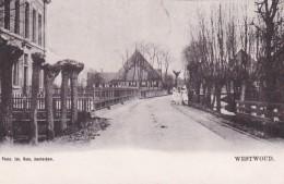 3575407Westwoud, (met Mooi Kleinrondstempel 1904) - Nederland