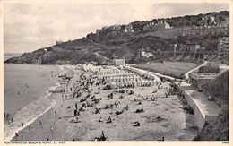 Angleterre - Cornwall - St Ives - Porthminster Beach & Point - La Plage - St.Ives