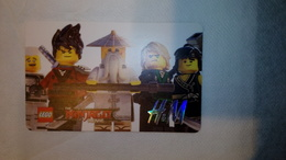 Rare H&M - LEGO Gift Card - Gift Cards