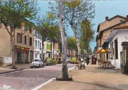 Cpa SAINT RAMBERT D ALBON 631 LE QUARTIER DE LA GARE  Carte Couleur - Autres Communes
