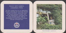 Weißes Bräuhaus G. Schneider & Sohn Kelheim ( Bd 216 ) - Sous-bocks